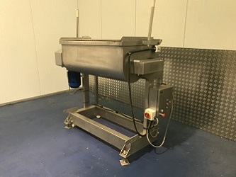 Valletti Twin Shaft Paddle Mixer