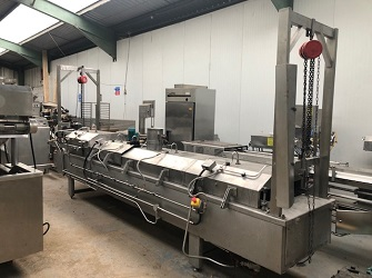 koppens elctric fryer 3000/600