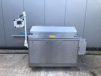 Supervac in-line vacuum packer