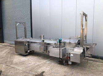 Koppens 3000/600 electric fryer