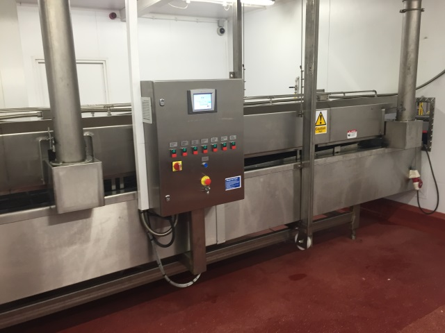Bulldog 5000 600 Fryer 6