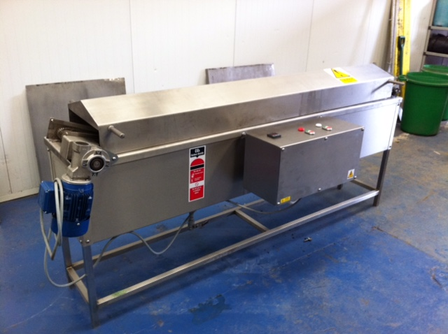 Bulldog 1500/200 fryer