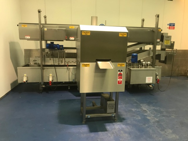 Bulldog 3500/600 electric fryer