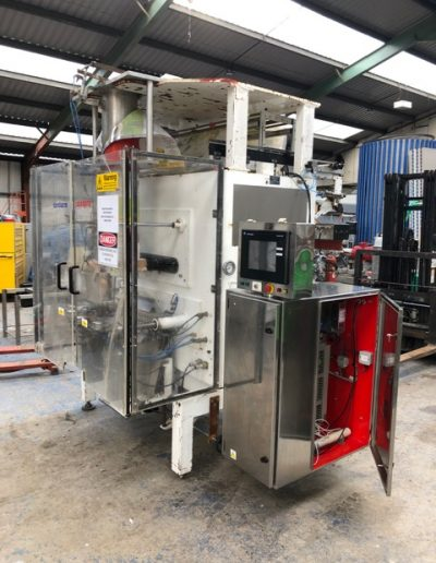 Sandiacre TG600 Form Fill Seal Machine