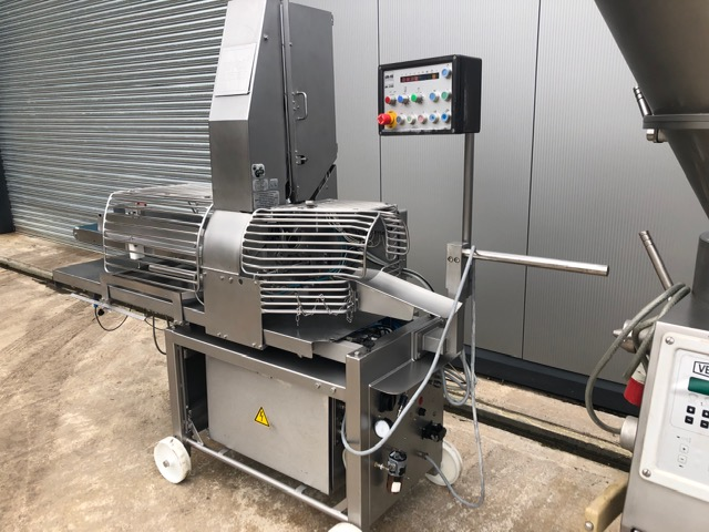 Vemag robot HP10 and Polyclip DFC 8162
